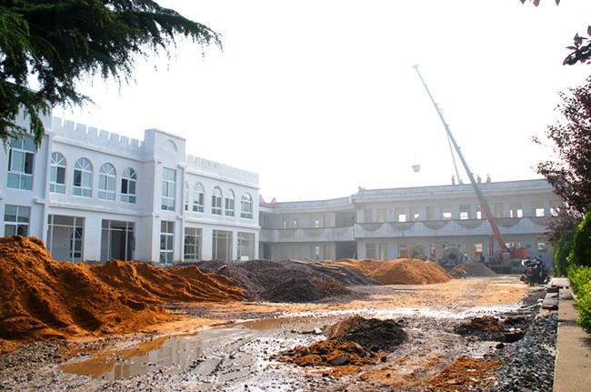 2013年7月26日海州区部分重点建设项目进展情况图片
